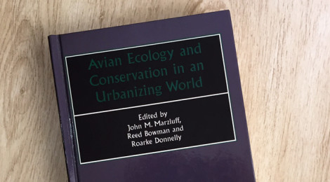 Livro: Avian Ecology and Conservation in an Urbanizing World
