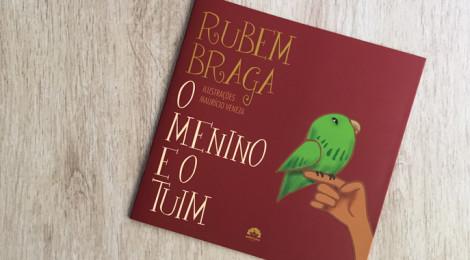 Livro: O menino e o tuim