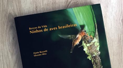 Livro: Berços da vida - Ninhos de aves brasileiras