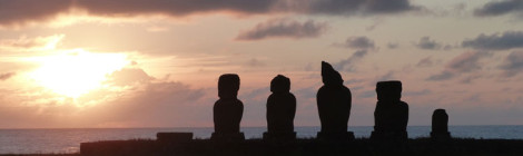 An unusual birdwatching: Easter Island