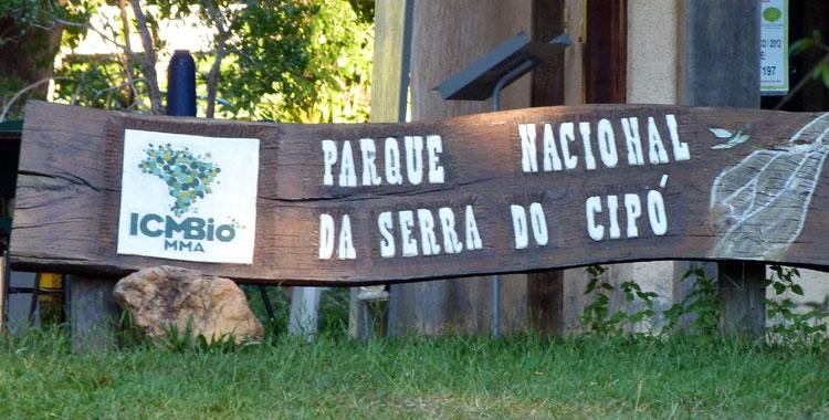 parque nacional serra do cipo