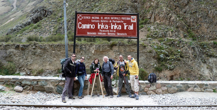 trilha inka