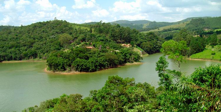 Represa do rio Atibainha