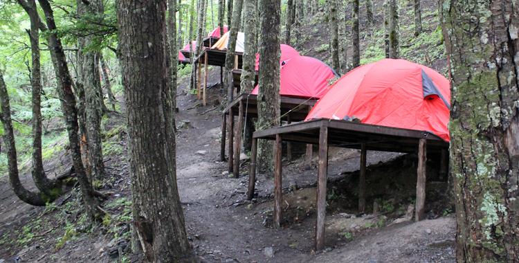 camping chilenos