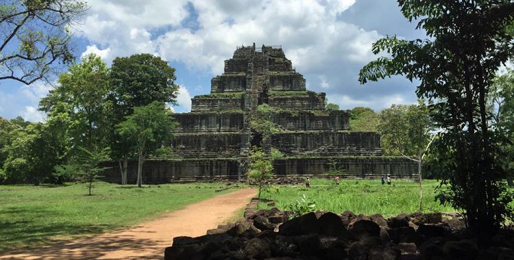 Prasat Thom temple - Koh Ker