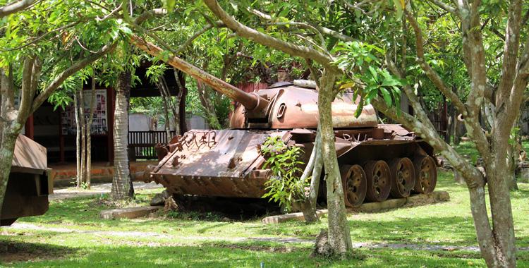 War Museum Siem Reap