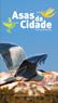 Asas da cidade - Aves de Sorocaba - Livro