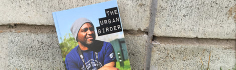 Livro: The Urban Birder (David Lindo)
