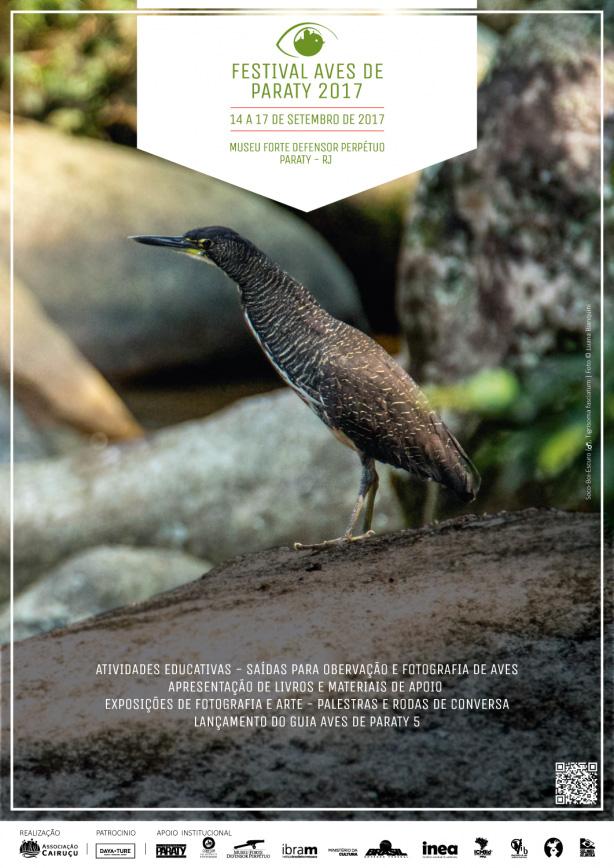 Festival de Aves de Paraty 2017