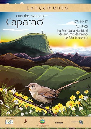 Guia das aves do Caparaó