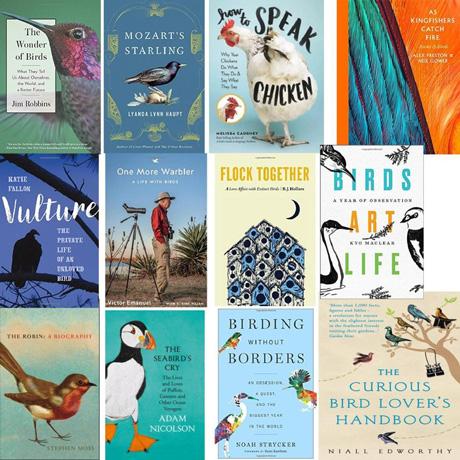 livros sobre aves 2017