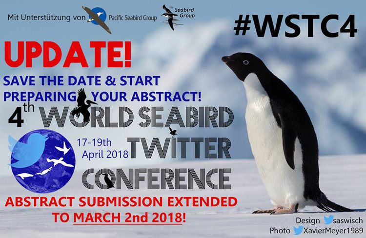 4th World Seabird Twitter Conference