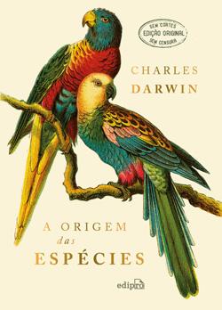 Livro A Origem das Espécies, Charles Darwin