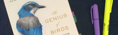 Capa do livro The Genius of Birds