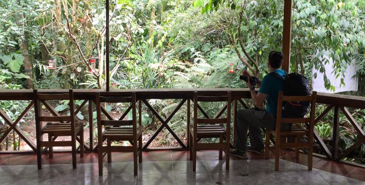 El Descanso, Mindo, Equador