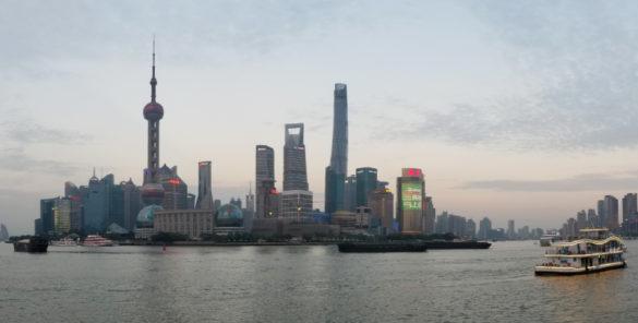 Xangai ou Shanghai
