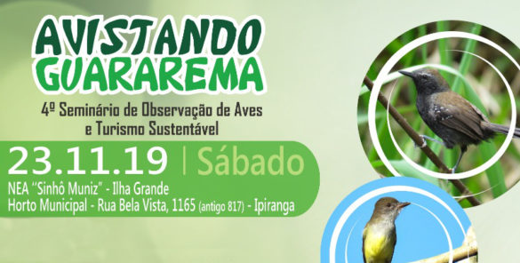 avistando guararema 2019