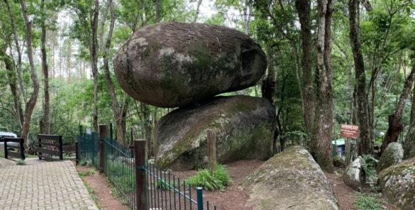 parque da pedra montada