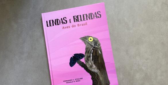 lendas e relendas das aves do Brasil